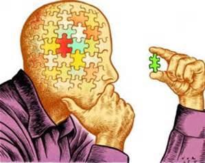 Contemplating self awareness image